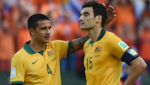 Australia's ranking in Asia has crashed as a result of its World Cup campaign.