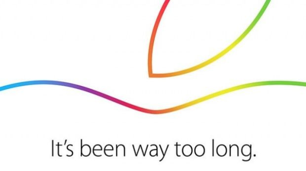 Apple's tagline for the new invite: it's been way too long.