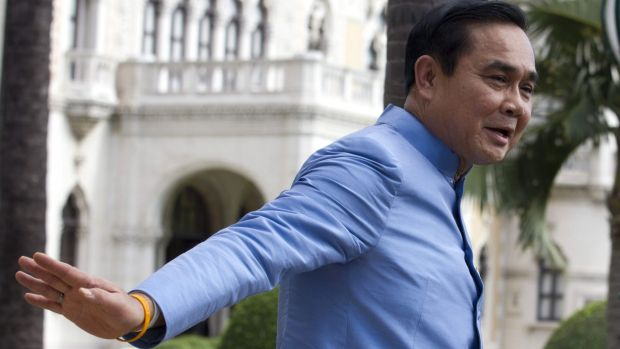 Thailand's Prime Minister and former army commander Prayuth Chan-ocha.