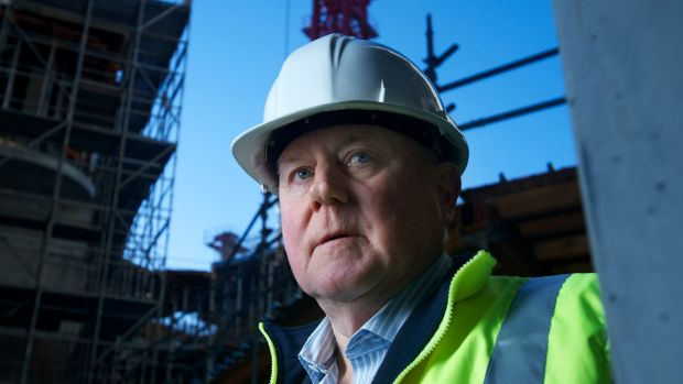 """Australian Building and Construction Commissioner Nigel Hadgkiss: """"Encouraging workers to take unlawful industrial ..."""