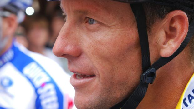 USA Cycling has banned Lance Armstrong from the charity event.