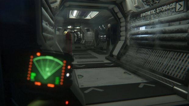 You'll spend a lot of time creeping, hiding and watching your retro motion-tracker in <i>Alien Isolation</i>.