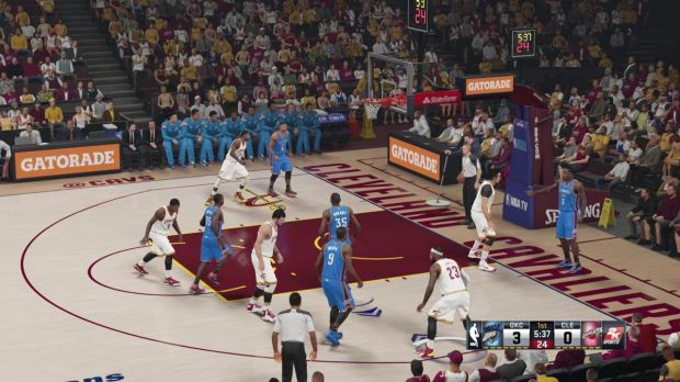 Another year, another visually breath-taking 2K NBA game.