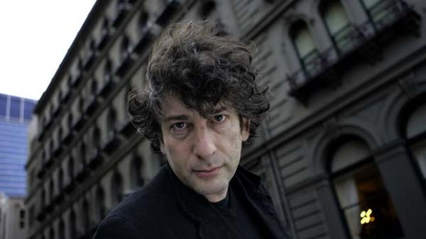 Coming to Sydney ... Neil Gaiman.