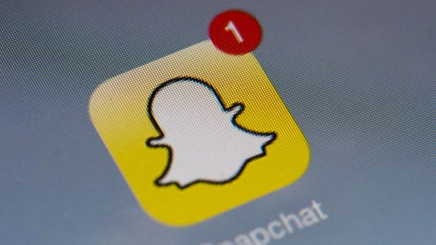 Snapchat: thousands of images have reportedly been leaked on the internet.