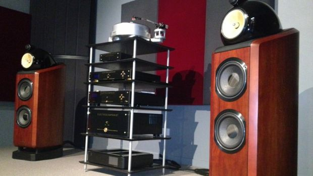 Sound mechanics: Like a prestige car, a top-quality hi-fi set-up is expected to last for years.
