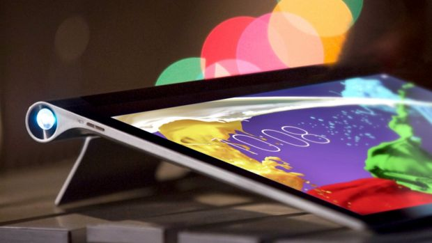 The 10-inch Yoga Tablet 2 comes with either Windows or Android, but the Android-powered 13-inch Tablet 2 Pro comes with ...
