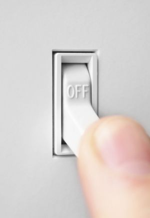 Switching off.