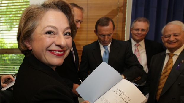 """""""Nice place you 'ave 'ere, Australia. Real shame if anyfink was to 'appen to it."""""""