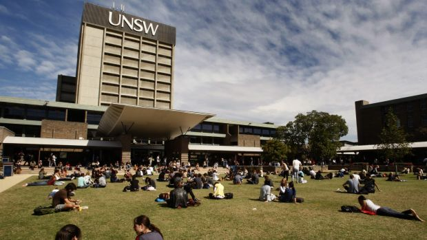 Students at UNSW have been fined for downloading copyright infringing content.