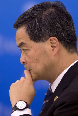 Leung Chun-ying received a $7 million payment from UGL on the condition that he supported the company's acquisition of ...