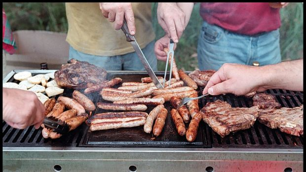Exempt: Sausage sizzles as a fund-raiser for community groups will be exempted from onerous food safety regulations.