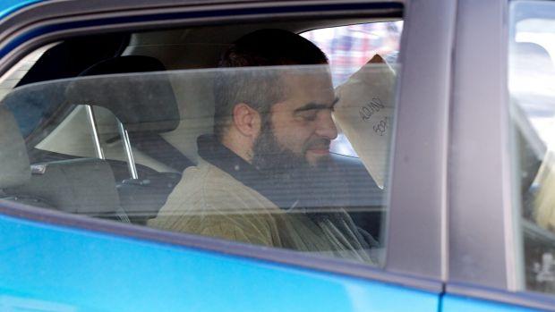 Alleged mastermind: Hamdi Alqudsi is planning a High Court challenge.
