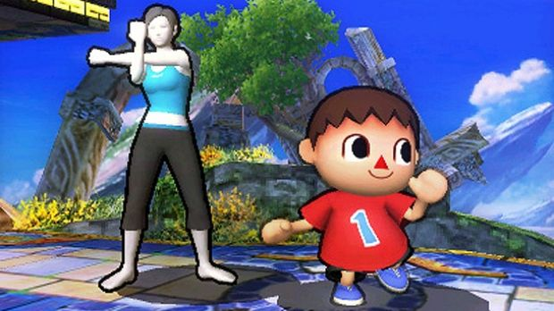 Quirky picks: as characters from non-violent games, fighters like Wii Fit Trainer and Villager have some interesting ...