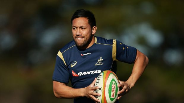 Christian Leali'ifano will be alongside his Brumbies teammate Tevita Kuridrani in the centres.
