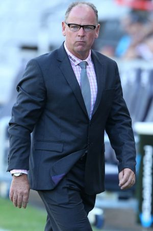 Former Brumbies coach Jake White.