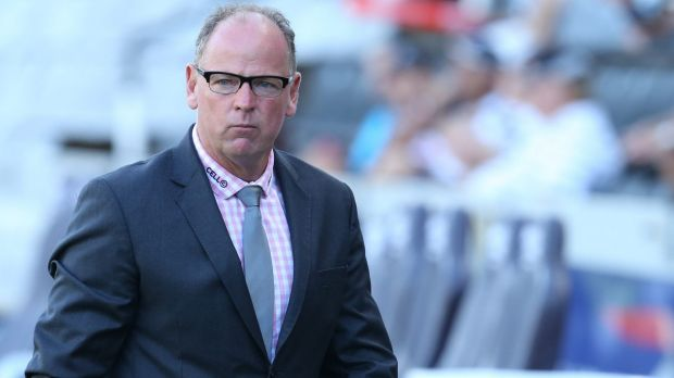 On the move: Former Brumbies coach Jake White.
