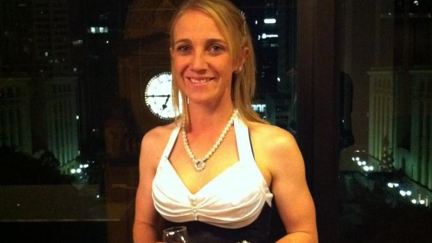 Jockey Carly Mae-Pye has died, a day after a horror fall at Rockhampton.