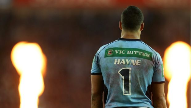 Follow the leader: Jarryd Hayne could pave the way for more NRL players joining the NFL.