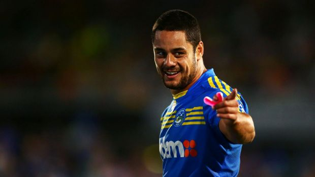 "Jarryd Hayne playing for the Parramatta Eels: Rugby League players transitioning to the NFL is ""an exciting thought"" for ..."