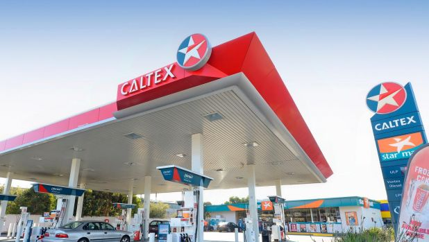 Caltex said the tanker had not gone back to shipping Australian-made product around the east coast.