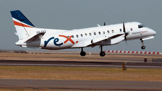 The state government wants greater access for regional planes at Sydney Airport.