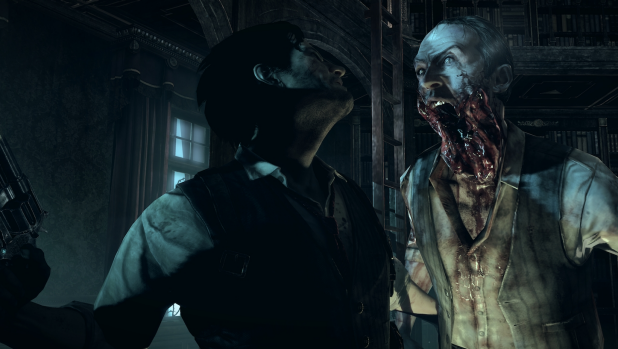 While Detective Castellanos is constantly in danger, that doesn't necessarily translate to interesting gameplay.