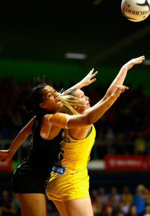 """""""England will definitely be out to prove a point"""": Caitlin Thwaites and the Diamonds have had an ideal preparation with ..."""