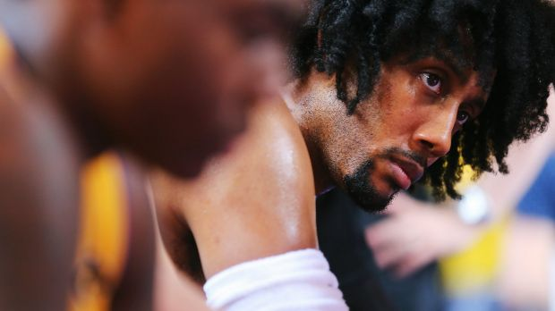 Dethroned: High-profile import Josh Childress could not stop the Kings slumping to their first defeat of the NBL season.