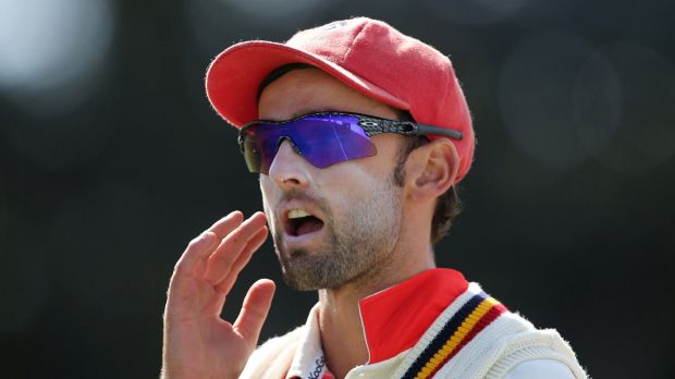 Nathan Lyon found favour after moving to South Australia.