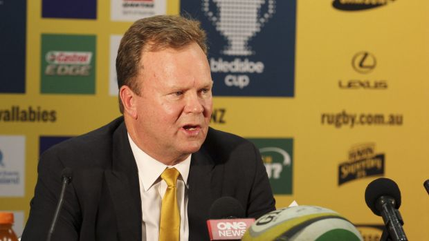 Handled crisis clumsily: The leadership of ARU boss Bill Pulver has been questioned.