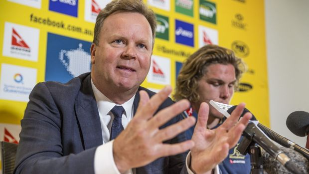 """""""The economic opportunity from normalising women's role in our game is massive"""": Bill Pulver."""