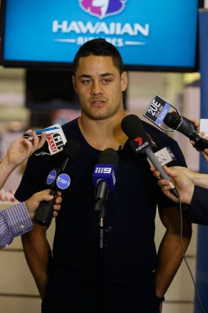 """They love explosive players, he's got great footwork"": Mundine on Hayne."