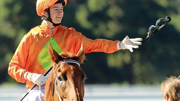 """I have not lost one bit of faith in him"": Terravista at Warwick Farm in March."