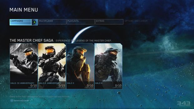 All four numbered <i>Halo</i> games, remastered and with all multiplayer content intact, are the main attraction in ...