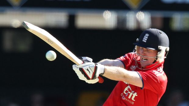 England batsman James Taylor said he expected Morgan, above,  to embrace the captaincy and to continue his play his ...