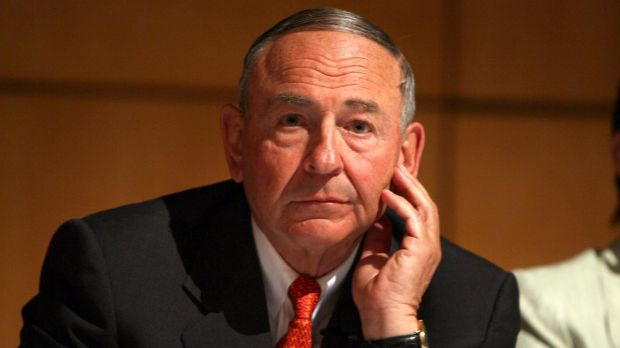 Maurice Newman has come under fire after he wrote in <i>The Australian</i> that scientific modelling showing the link ...
