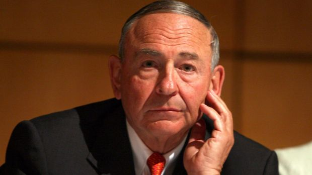 Maurice Newman was appointed in 2013 to chair Tony Abbott's Business Advisory Council.