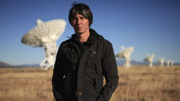 """This is it: Brian Cox says Earth is the only  """"advanced technological civilisation"""" in the galaxy."""