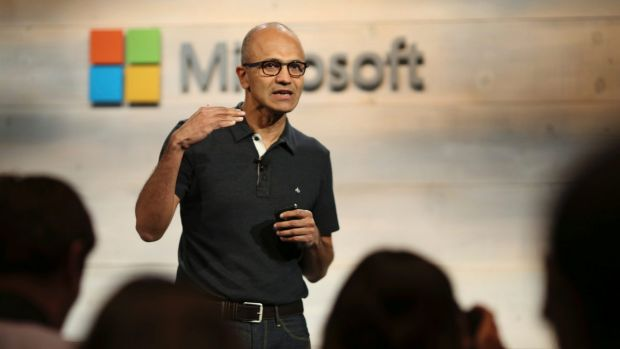 Microsoft CEO Satya Nadella's revamp plan for the tech giant appears to be making progress.