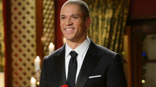 Blake Garvey was The Bachelor in 2014