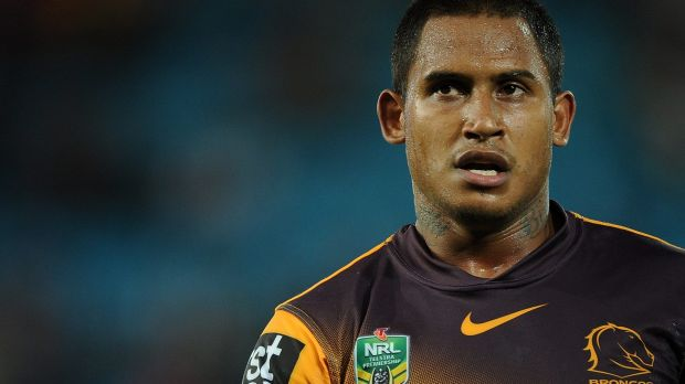 Hot property: Broncos playmaker Ben Barba.