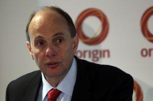Origin Energy CEO Grant King is coming under pressure to get tough on costs.