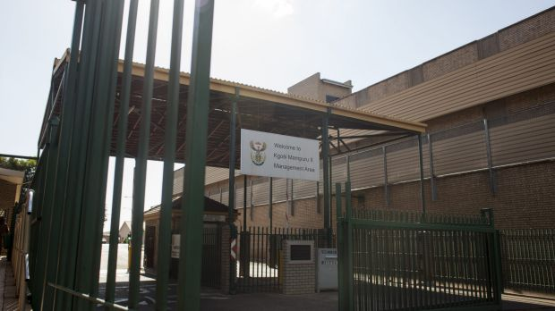 Kgosi Mampuru II prison, where Oscar Pistorius will be incarcerated.