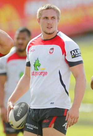 Dragon no more: Jack Stockwell.