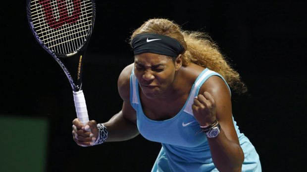 Serena's word of the day:  fruitless.