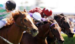 Bouncing back: After paying the price for early success, Boss Lane (left) is now back among the winners.