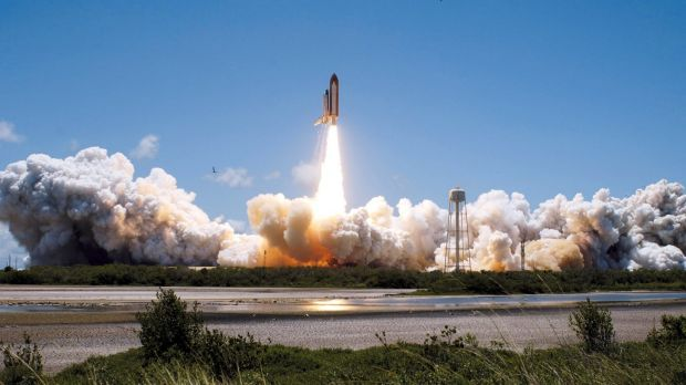 The Space Shuttle Discovery launched in 2006. But what did it sound like?