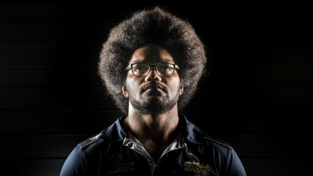 Fro must go: Henry Speight will shave his hair to raise money for cancer sufferers in Fiji.