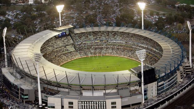 The MCG will host footy blockbusters at Easter